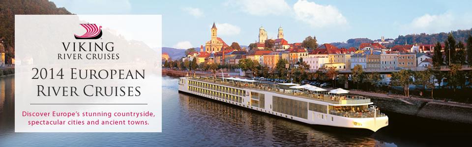Europe River Cruises 2014