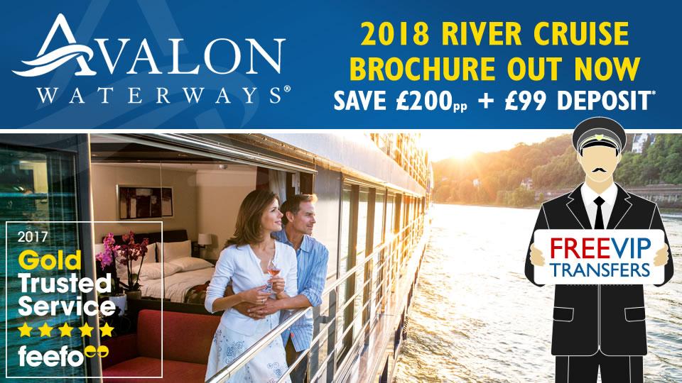 Avalon Waterways River Cruise Sale