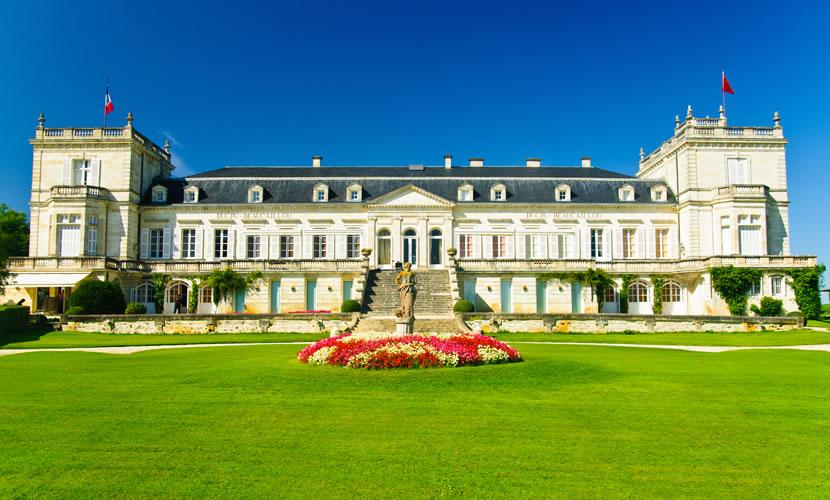 Bordeaux Beycheville Castle