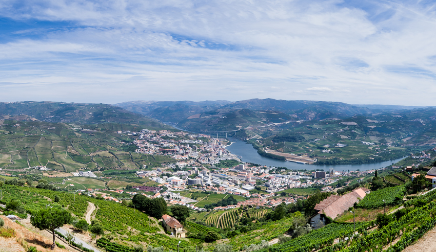 River Douro at Regua