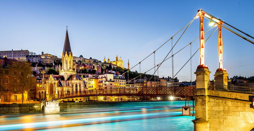 Lyon River Cruises