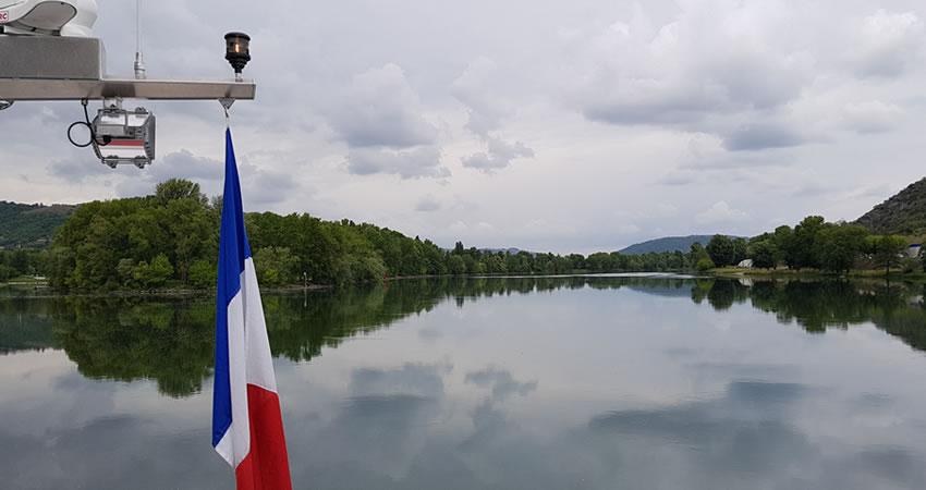 Rhone, Tournon