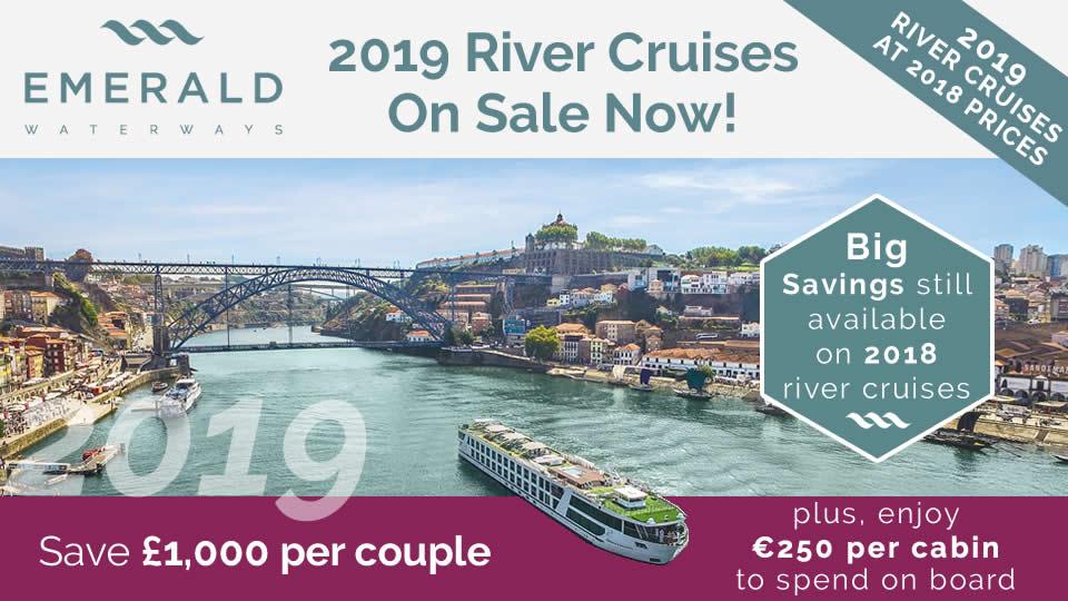 Emerald Waterways 2019 River Cruises