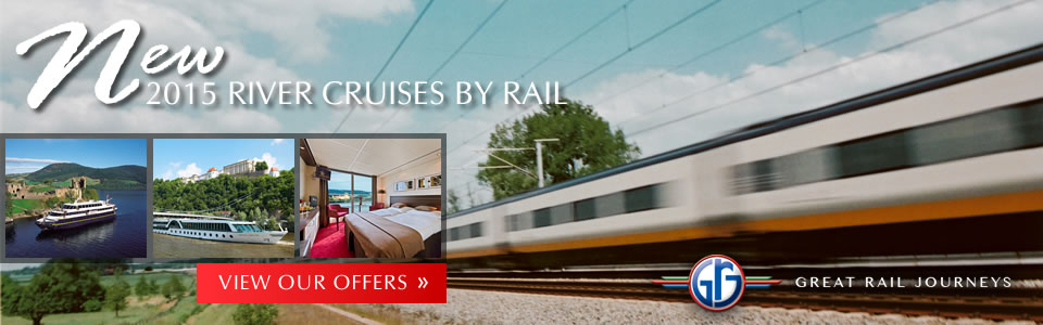 Great Rail Journeys 2015 River Cruises