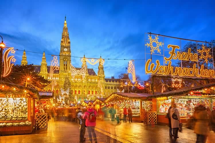 Amawaterways Christmas Market Cruise