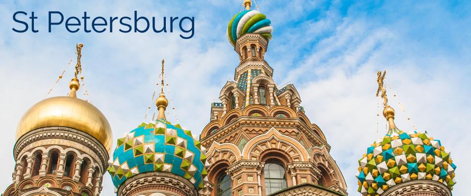 St Petersburg