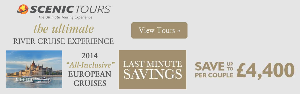 Scenic Tours Luxury Cruises