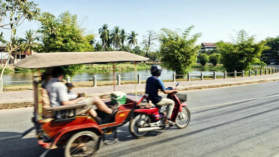 Siem Reap Tuk-Tuks