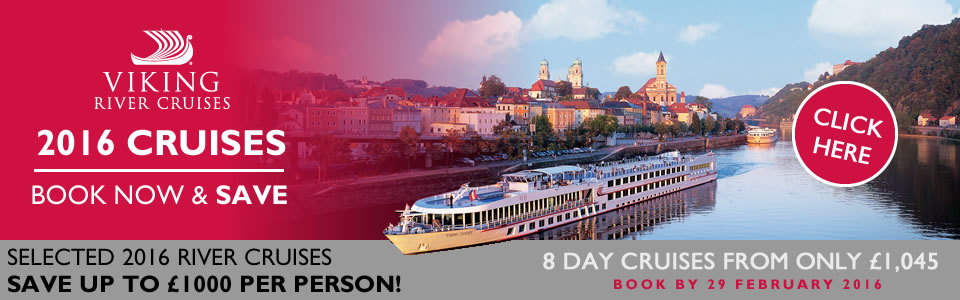 Viking River Cruises 2016