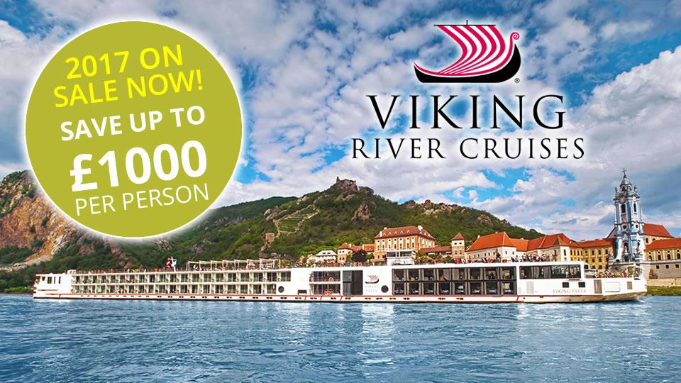 Viking River Sale 2017