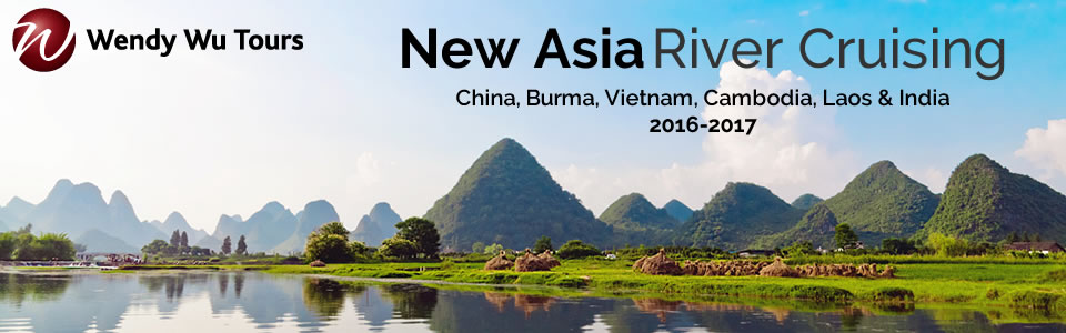 Wendy Wu Tours Asia River Cruises