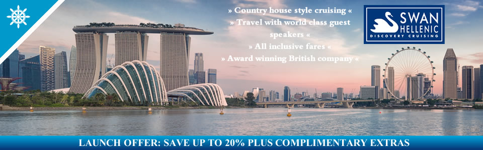Swan 2017 & 2018 Cruise Offers