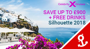 2017 2018 Celebrity Cruises from Southampton