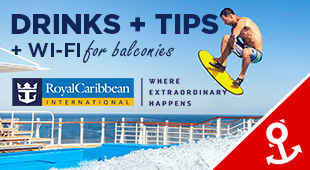 Royal Caribbean Cruises from Southampton - Big Savings & Onboard Spending Money