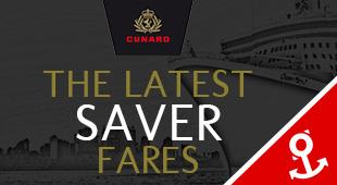 Cunard Cruises Saver Fares