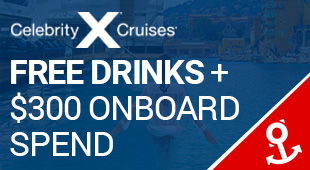 Celebrity Cruises - Drinks Packages & Onboard Spending Money