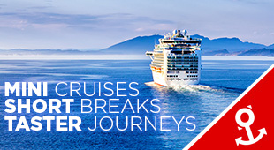 Mini Cruises and Short Breaks from Southampton
