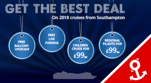 MSC Magnifica cruises from Southampton 2018