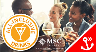 All Inclusive with MSC Cruises