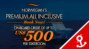 Norwegian Cruise Line - $500 Onboard Credit