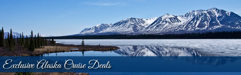 Cruise deals to Alaska
