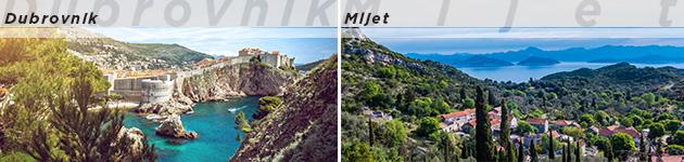 Dubrovnik & Mljet
