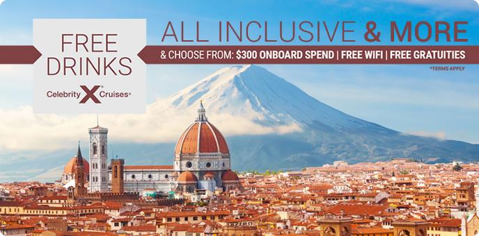 Celebrity Cruises - All Inclusive & More