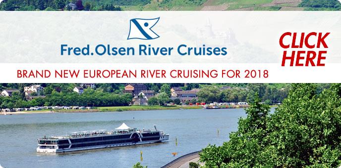 Fred Olsen River Cruises