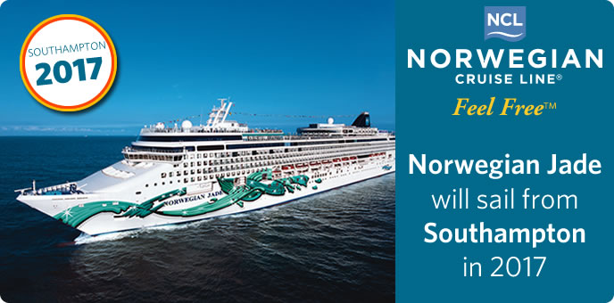 Norwegian Cruise Line - Cruise from Southampton 2017