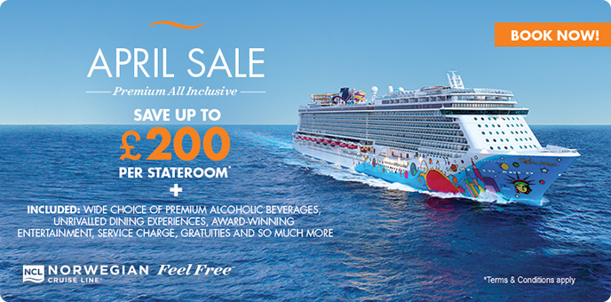 Norwegian Cruise Line - Premium All Inclusive