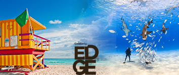 Celebrity Edge - Miami & the Bahamas