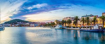 Cruising Croatia's Central Coast - Split