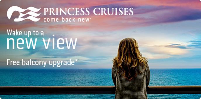 Princess Cruises - New View
