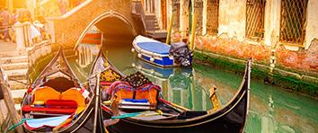 Venice, The Adriatic & Greece