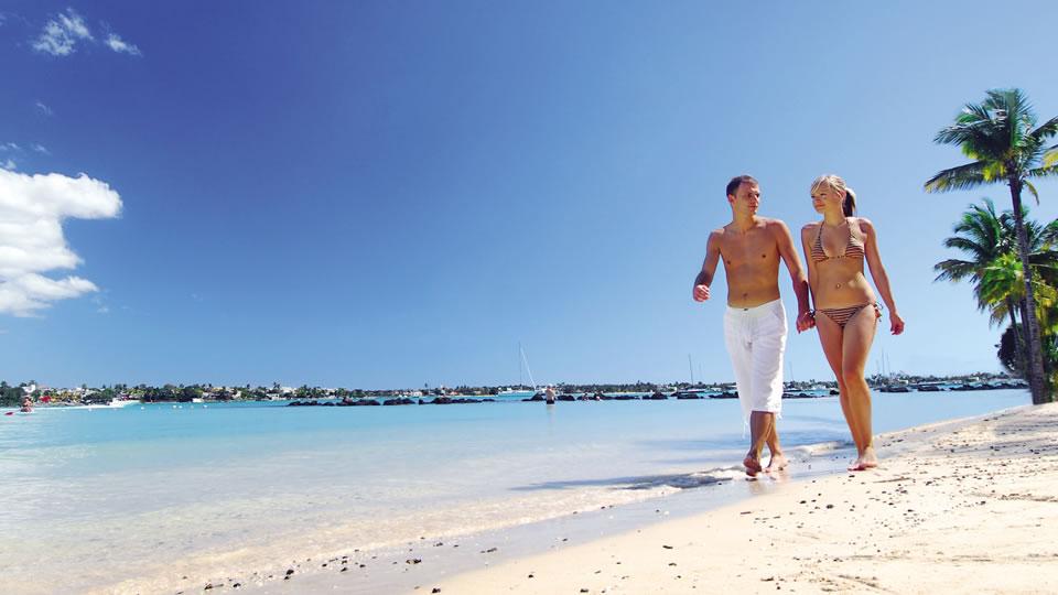 Le Mauricia Beach