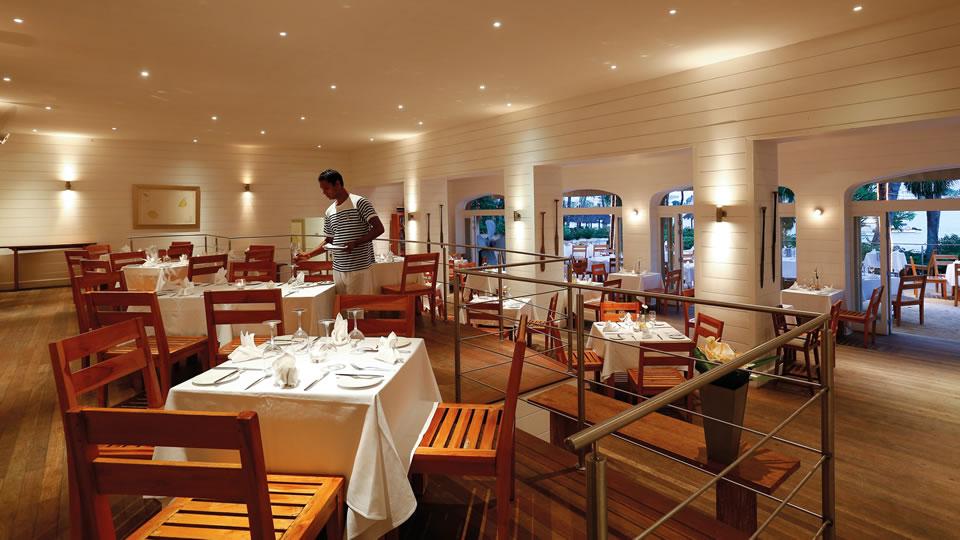Le Mauricia Restaurant