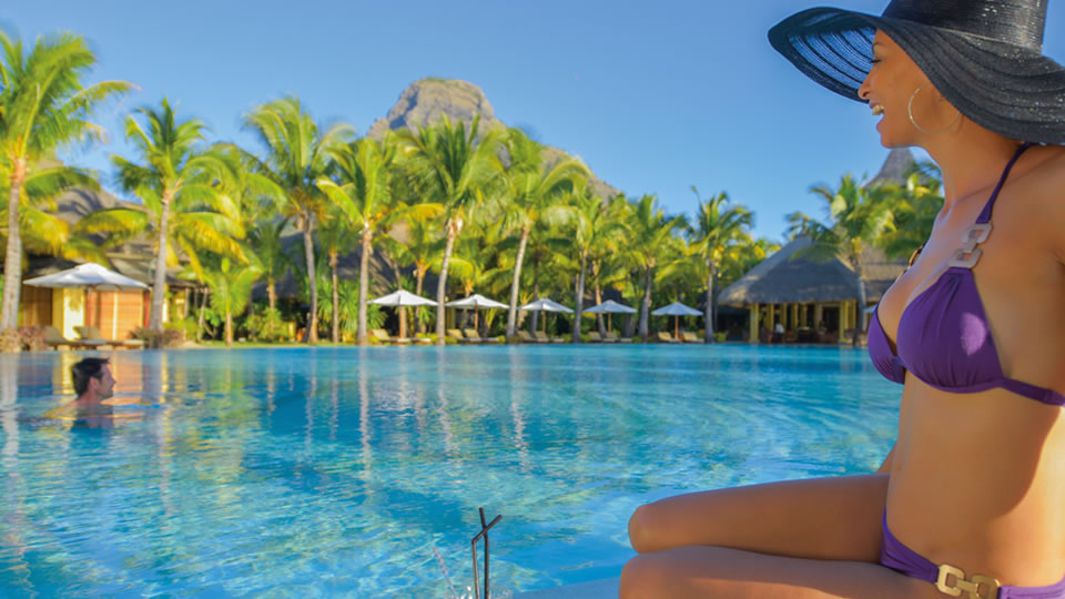 Paradis Pool
