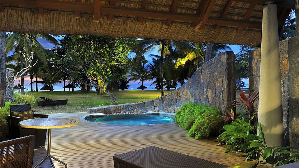 Trou Aux Biches Beachfront Suite with Pool