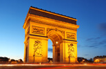 France escorted tours