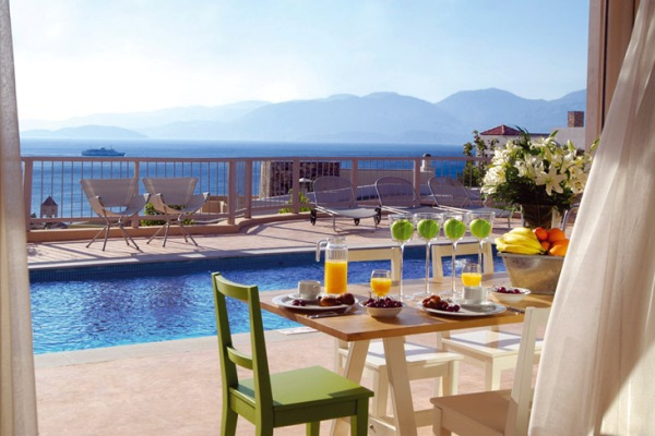 5* Pleiades Luxurious Villas