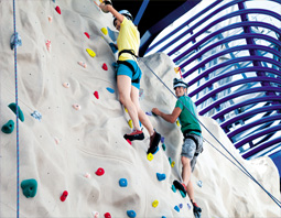 NCL Epic - rock climbing (family page)