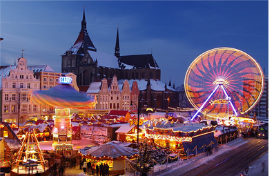 Mini cruises to German Christmas markets