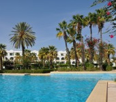Hasdrubal Thalassa and Spa Port El Kantaoui (Golf Nearby)