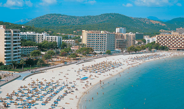 Cheap Holidays to Palma Nova - Majorca - Spain - Cheap All Inclusive Holidays...