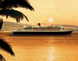 Summer page - Cunard