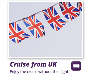 Looking for Ideas-Cruise from UK