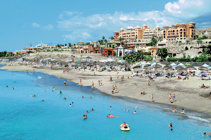 Cheap Holidays To Costa Adeje Tenerife Canary Islands