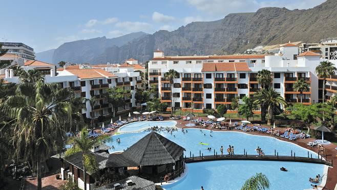Cheap Hotels In Puerto Santiago Tenerife