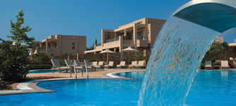 Sani Asterias Suites Special Offer