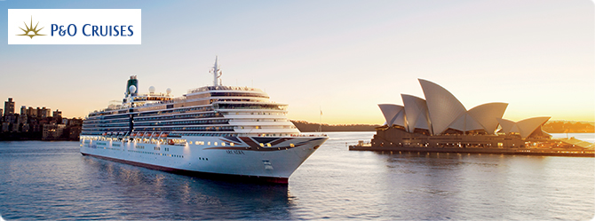 P&O WorldCruises - Cruise1st Australia Cruise Deals